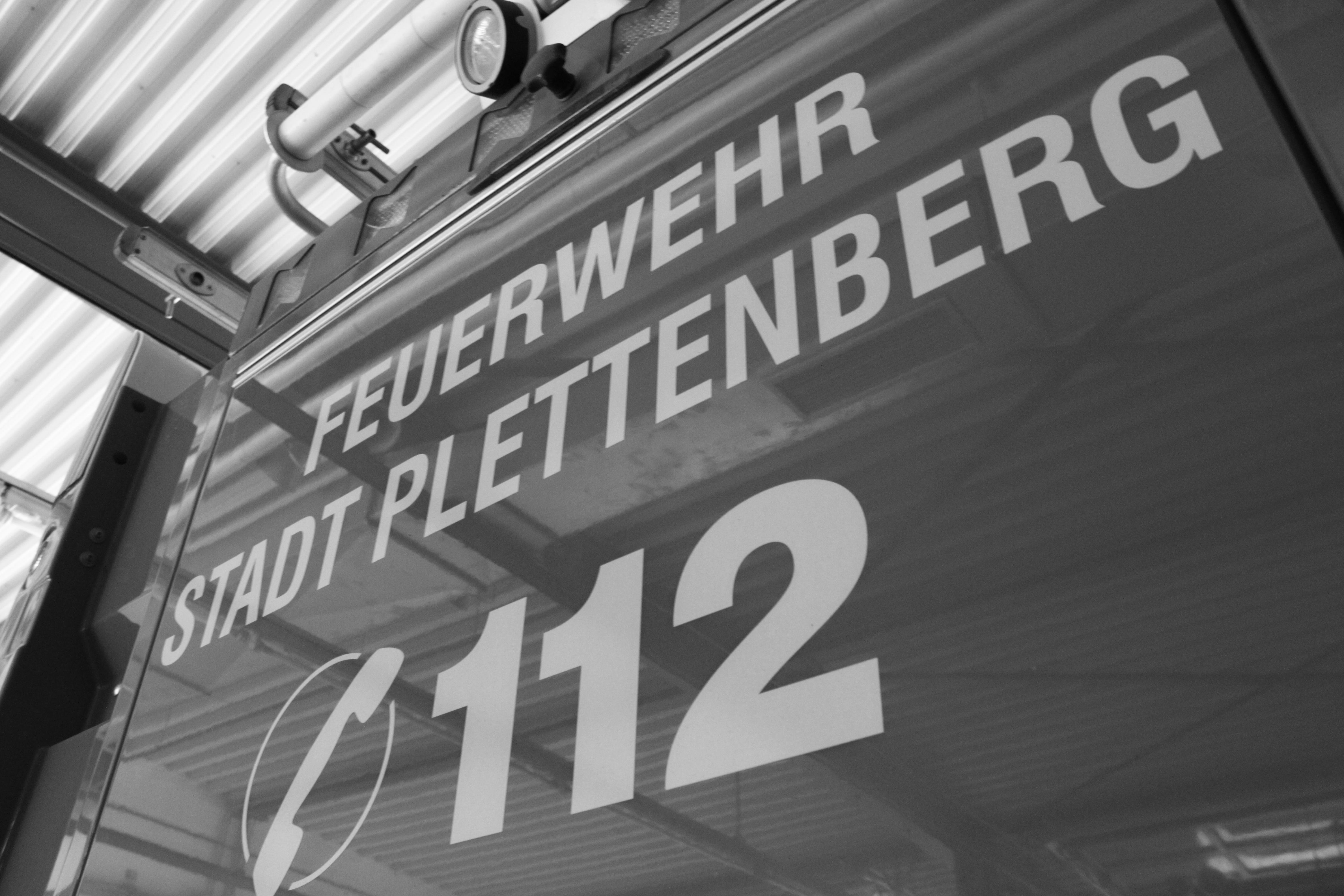 Feuerwehr Plettenberg